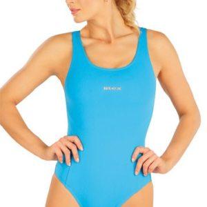 Dámské jednodílné sportovní plavky Litex 63540