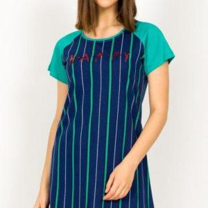 Dámská noční košile Vienetta Secret Happy